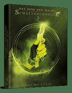 Das Erbe der Macht - Schattenchronik 3: Ascheatem von Andreas Suchanek