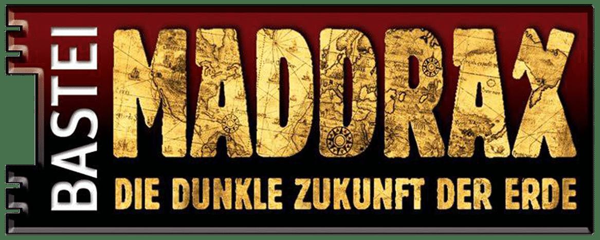 Maddrax - Logo
