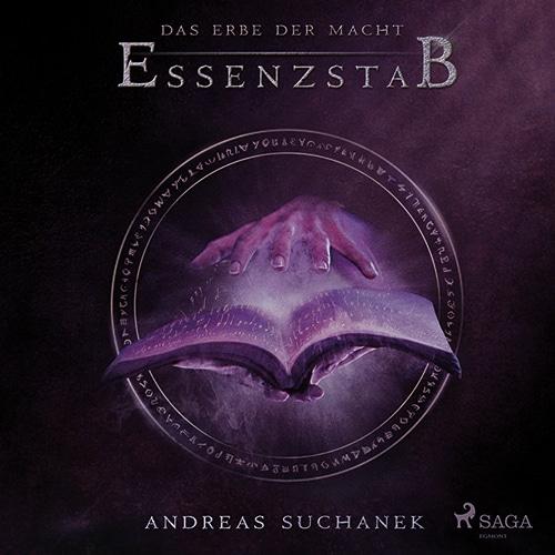 Das Erbe der Macht - Hörbuch 2 - Essenzstab - Saga-Egmont - www.andreassuchanek.de