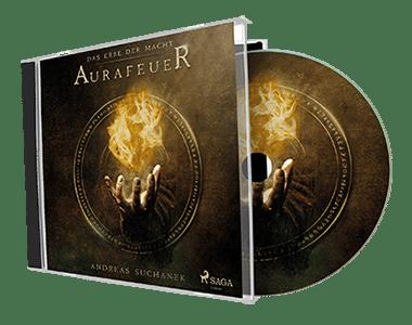 Das Erbe der Macht - Hörbuch 1 - Aurafeuer - Saga-Egmont - www.andreassuchanek.de