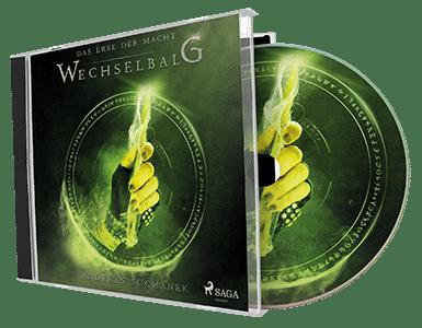 Das Erbe der Macht - Hörbuch 3 - Wechselbalg - Saga-Egmont - www.andreassuchanek.de